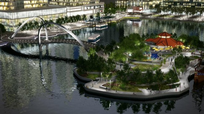 Elizabeth Quay Development